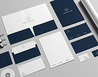 Vinter Olsen - Stationery / Branding Mock-Up