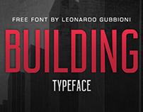 BUILDING | Free Font