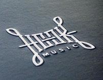 Hook Music Logo