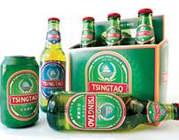 TSINGTAO beer Package