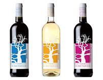 Cottonwood Vineyards Packaging