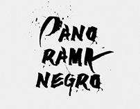 PANORAMA NEGRO