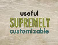 Creative Kinetic Typography
