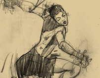 Harlem Swing Dance Studies / 2