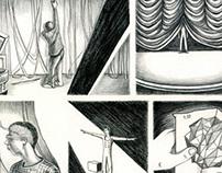 La Case est Belle   Fanzine n.2   Marcel Marceau