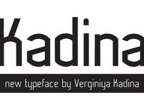 Kadina Typeface