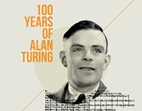 100 Years of Alan Turing - Decode/Recode