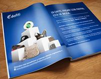 MAGAZINE ADS | Publicidades gráficas para Revista