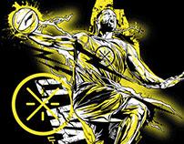 Li-Ning Wade basketball tee