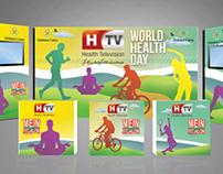 WORLD HEALTH DAY 2014 ARTWORK