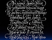 Calligraphy for Maidan