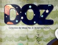 DISEÑO Y COLABORACION  REVISTA DOZ DE CETYS UNIVERSIDAD