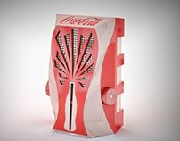 Coca-Cola Concept Low-cost Portable FM Radio