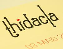 Thidacla Wedding Invitation