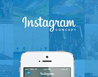 Instagram iOS App Redesign