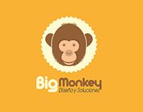 BRANDING Big Monkey Diseño y Soluciones