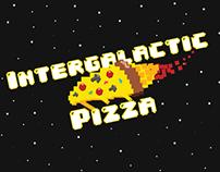 Intergalactic Pizza App
