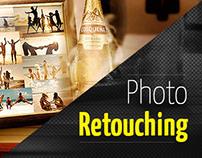 Photo Retouching - Mix brands