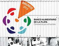 Anuario 2013 Banco Alimentario La Plata
