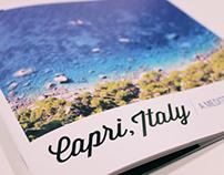 Capri Travel Booklet