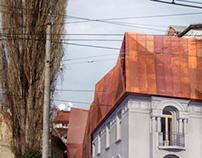 OAR Bucharest headquarters competition