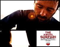 The Amstel Surfari