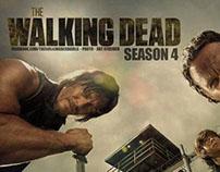 The Walking Dead - 4th Season Digital Launch