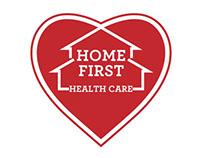 Home First Health Care Logo