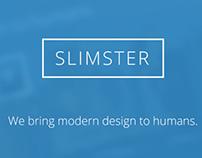 SLIMSTER - Wordpress Theme by Crowd-Themes.com