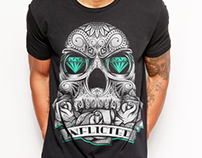 Mexican Style Skull