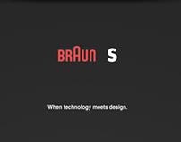 Braun Smartwatch