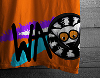 VERSION 1: Brand Identity for WAOBE
