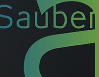 Sauber Sans-Serif