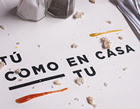COMO EN CASA