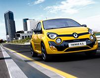 Renault Twingo R.S. full C.G.I.