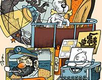 Kult Magazine - Tintin