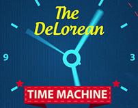 The Delorean Time Machine