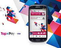 Tap n' Pay / Branding development.