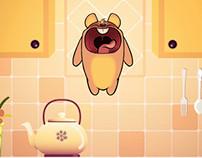 Hungry Hamster