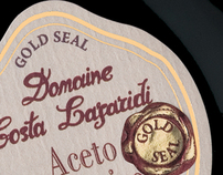 Aceto Balsamico packaging