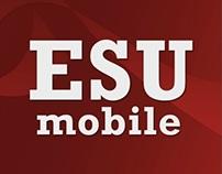 East Stroudsburg University Mobile App