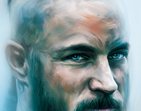 Ragnar - Vikings S01