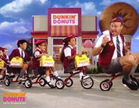 Dollars for Doughnuts