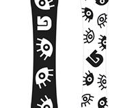Eyes board (mock)