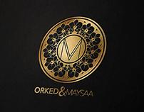 Orked & Maysaa Branding