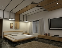 Interior Design for Dr. Ali Raza (satellite town pindi)