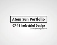 Atom portfolio - Xigmatex