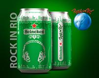 Promo Heineken Rock in Rio