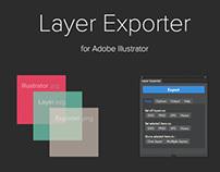 Layer Exporter For Illustrator