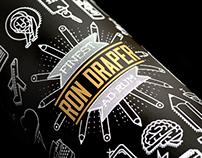 Ron Draper / Advertising Rum / Design
